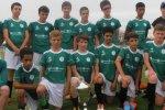 U15 Vice-champions d'Alsace !