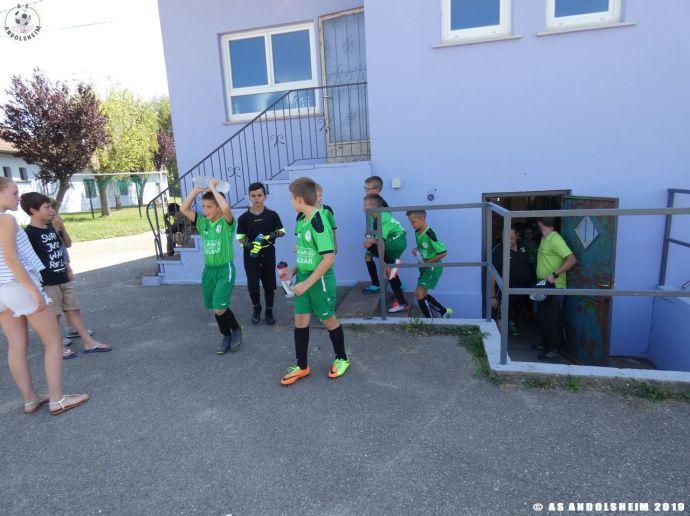 AS Andolsheim U 11 Amical vs FC Horbourg 310819 00000