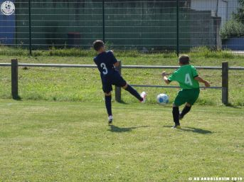 AS Andolsheim U 11 Amical vs FC Horbourg 310819 00003
