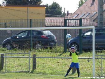 AS Andolsheim U 11 Amical vs FC Horbourg 310819 00005