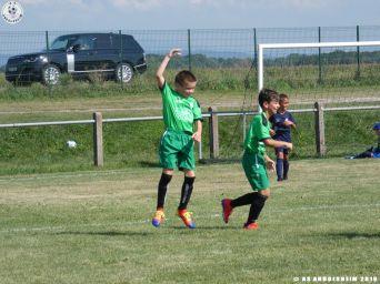 AS Andolsheim U 11 Amical vs FC Horbourg 310819 00016