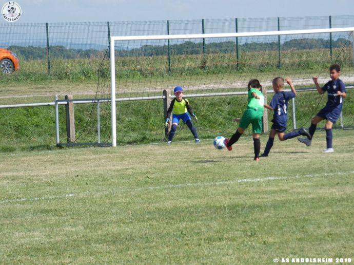 AS Andolsheim U 11 Amical vs FC Horbourg 310819 00019