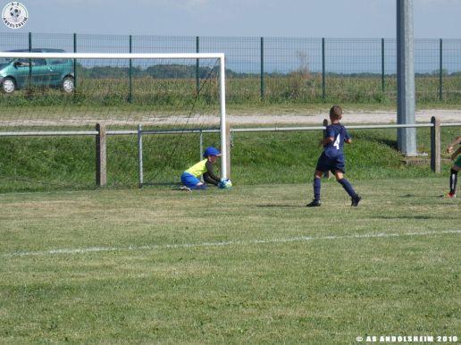 AS Andolsheim U 11 Amical vs FC Horbourg 310819 00020
