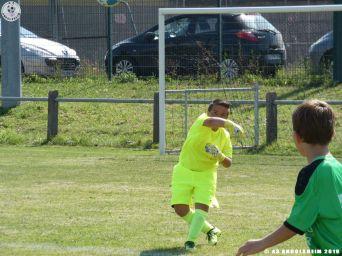 AS Andolsheim U 11 Amical vs FC Horbourg 310819 00027