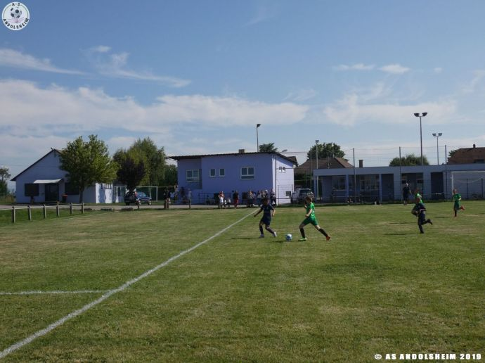 AS Andolsheim U 11 Amical vs FC Horbourg 310819 00030