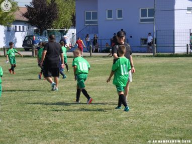 AS Andolsheim U 11 Amical vs FC Horbourg 310819 00036