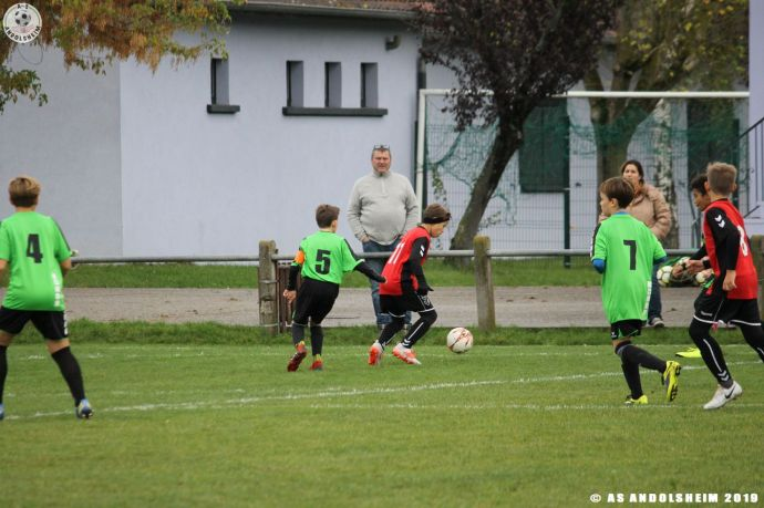 AS Andolsheim U 13 2 vs Avenir Vauban 191019 00000
