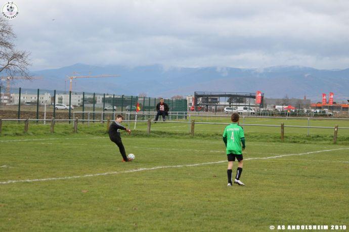 AS Andolsheim U 13 3 vs SR Kaysersberg 071219 00000