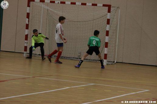 AS Andolsheim criterium U 13 1 er Tour Futsal 00109