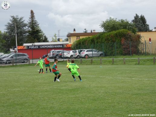 AS Andolsheim U 13 Amical ASA 1 Vs ASA 2 29082020 00028