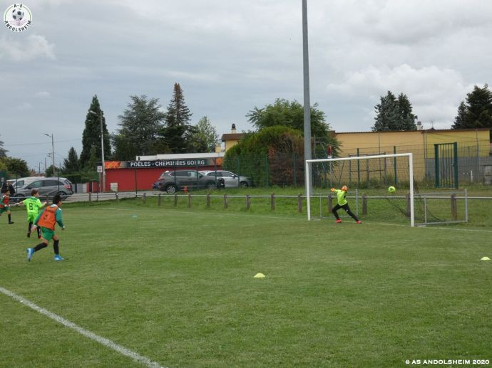 AS Andolsheim U 13 Amical ASA 1 Vs ASA 2 29082020 00031