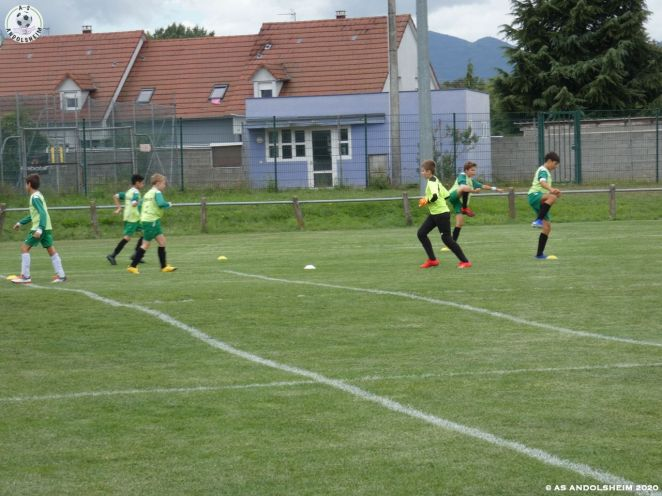 AS Andolsheim U 13 Amical ASA 1 Vs ASA 2 29082020 00042
