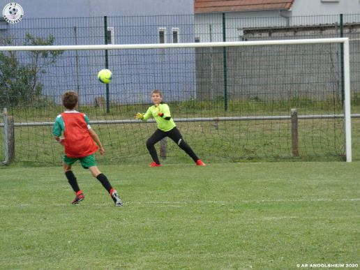 AS Andolsheim U 13 Amical ASA 1 Vs ASA 2 29082020 00052