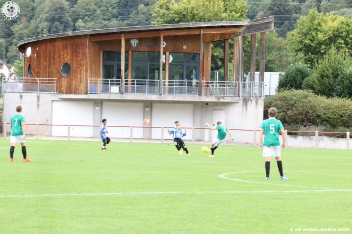 AS Andolsheim U 15 Amical vs AS Munster 29082020 00000