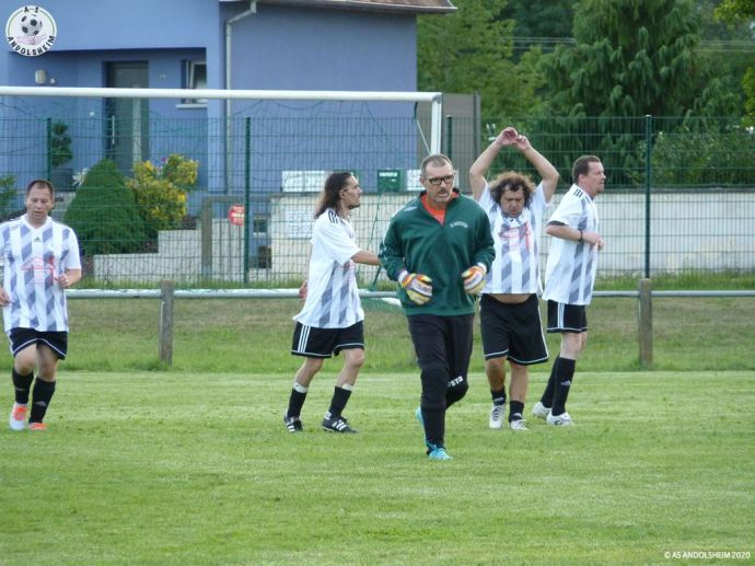 AS Andolsheim Veterans vs FC Illhaeusern 00000