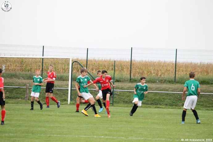 AS Andolsheim U 15 1 Coupe Credit Mutuel vs Avenir Vauban 00011