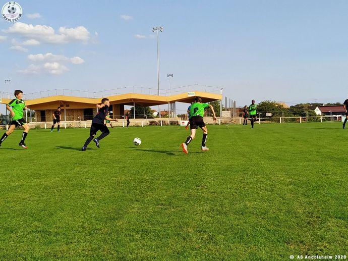 U 15 2 vs A.S.Bischoffsheim 12092020 00022