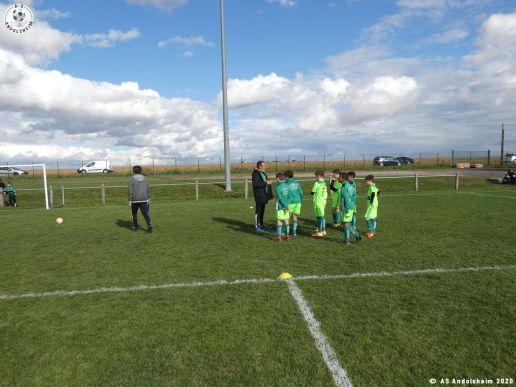 AS Andolsheim U 13 1 Coupe vs FC Grussenheim 10102020 00022