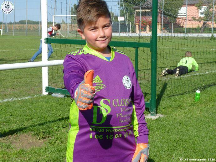 AS Andolsheim U 13 VS FC Horbourg Wihr 30092020 00000