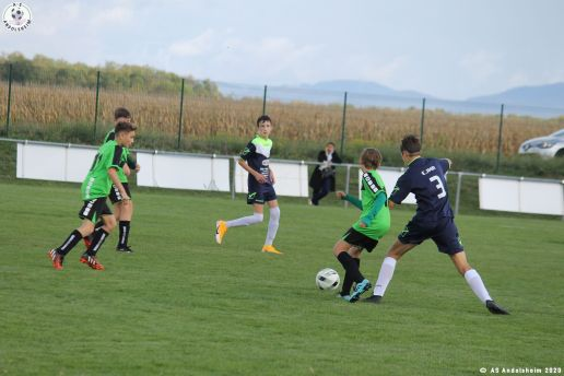 AS Andolsheim U 15 amical vs FC Morschwiller 10102020 00010