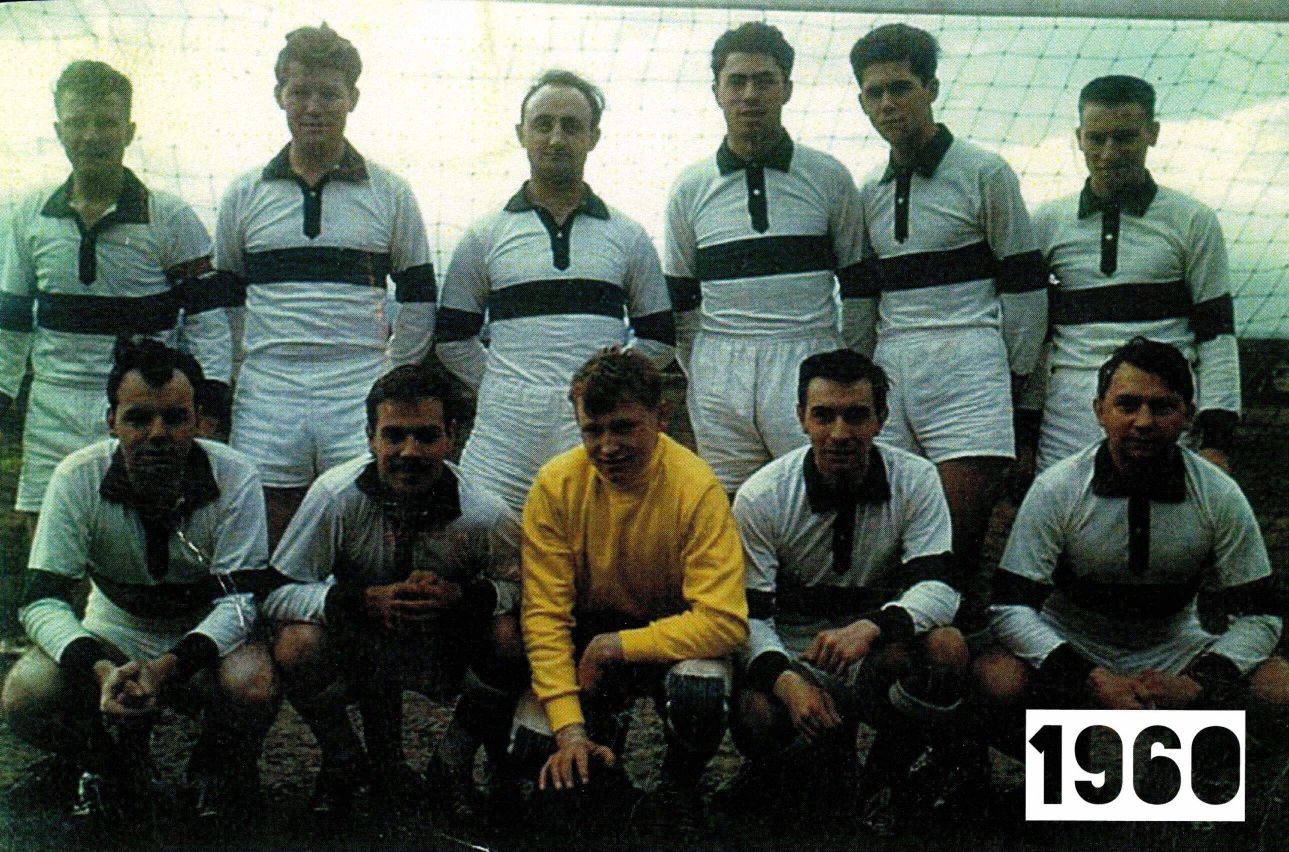 Seniors  ASA 1960