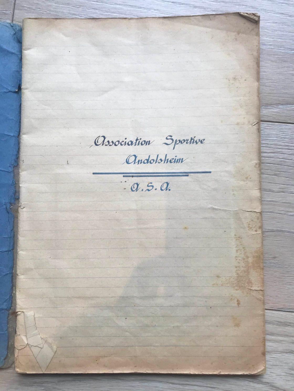 Création ASA 1946 1