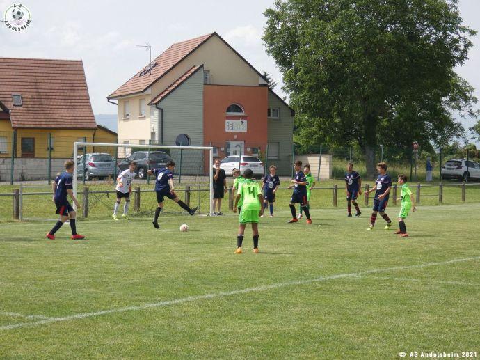 U 13 AS Andolsheim fete du club vs FC St Croix en Plaine 1906202 00022