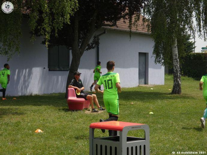 U 13 AS Andolsheim fete du club vs FC St Croix en Plaine 1906202 00030