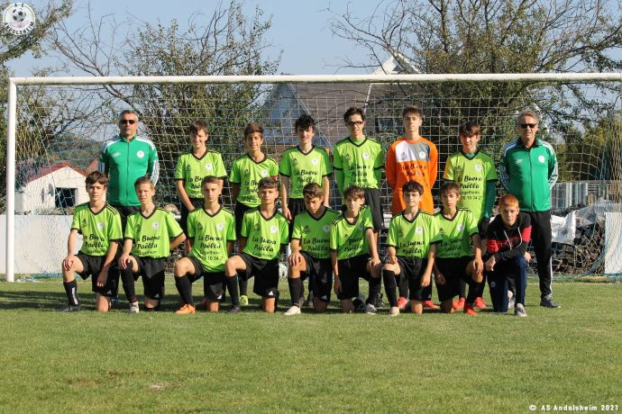 AS Andolsheim U15 Coupe Credit Mutuel Vs AS Vallee Noble 09102021 00001