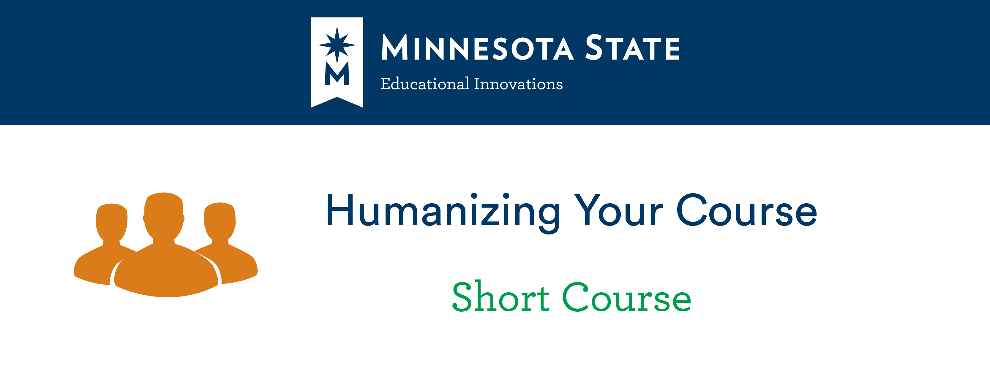 Humanizing Your Course