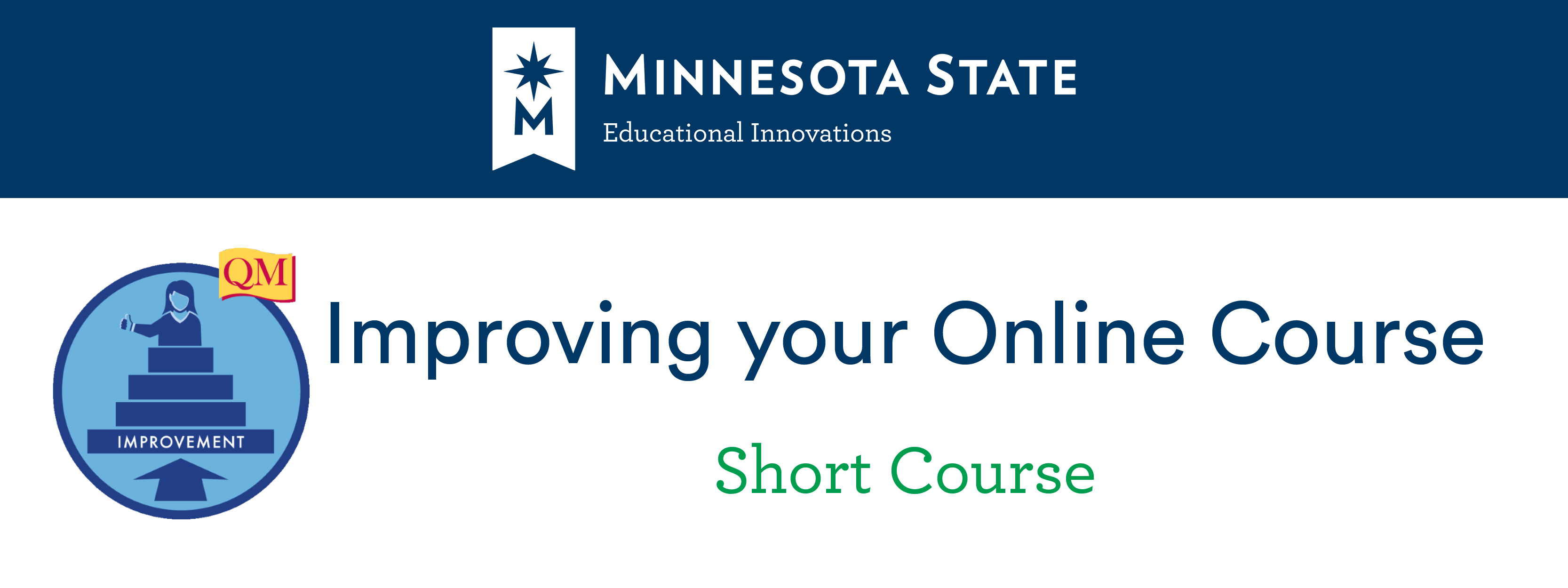 Improving Your Online Course