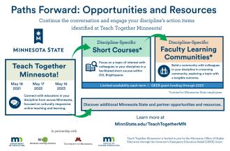 Teach Together Minnesota! Paths Forward