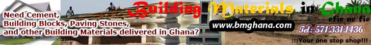 Building Materials in Ghana