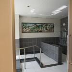 リハビリの浴室