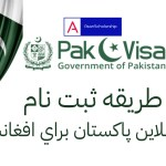 How to Apply  Pakistan e-Visa for Afghanistan 2021