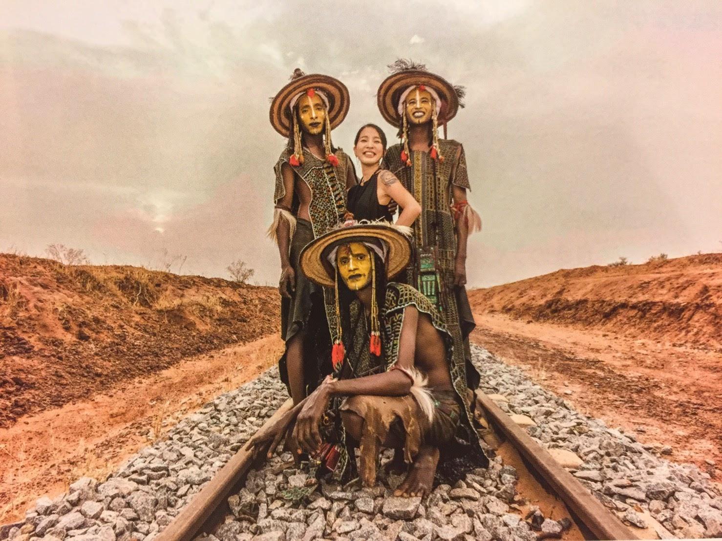 アフリカに飛び込み、魅力を発信する。話題のフォトグラファー【ヨシダナギ】さんの写真展に行ってきました!
