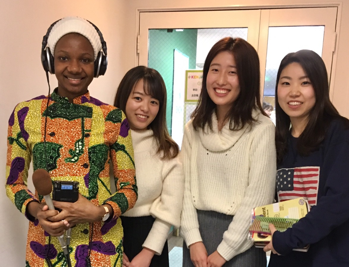NHK WORLD RADIO JAPANさまに取材をしていただきました!
