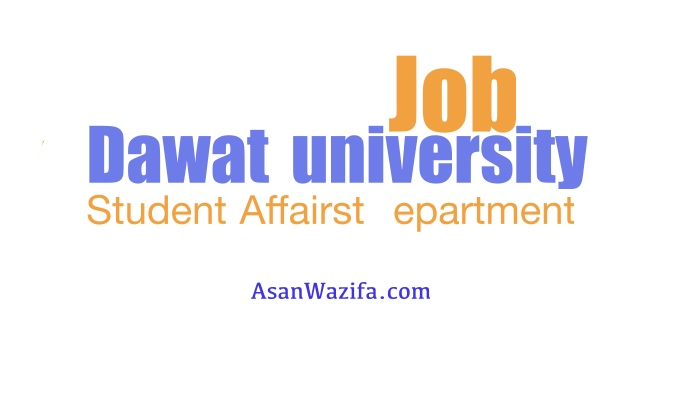 Director of Student Growth, Counseling and Job Search Center