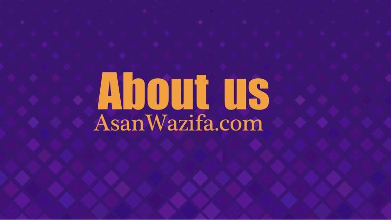 About AsanWazifa.com