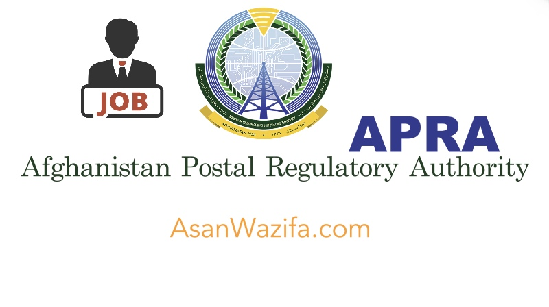 Afghanistan Postal Regulatory Authority ( APRA )