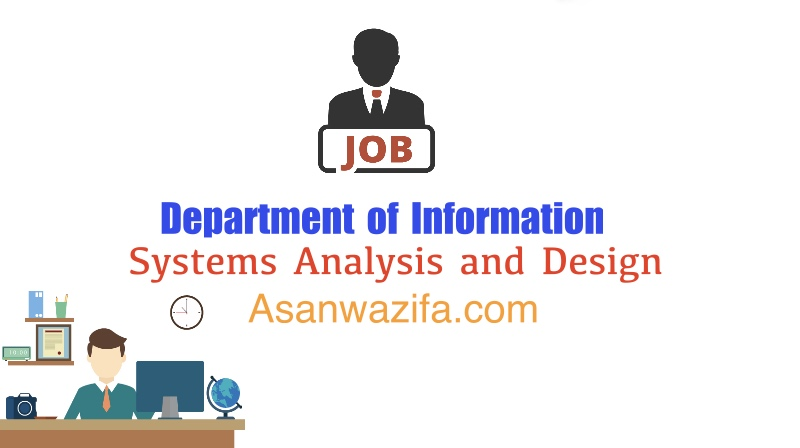 Department of Information Systems Analysis and Design - iarcsc