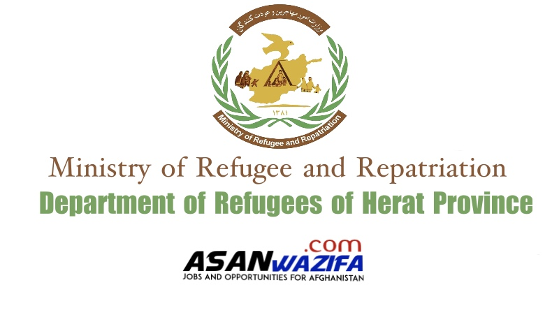 Department of Refugee and Repatriation of Herat Province