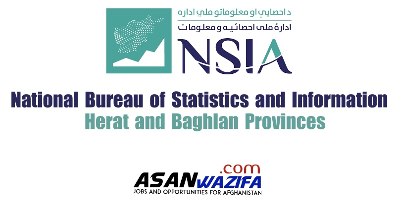 Department of Statistics and Information of Herat and Baghlan Provinces