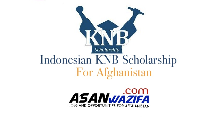 Indonesian KNB Scholarship for Afghanistan, Bachelor, Master, and Doctorate