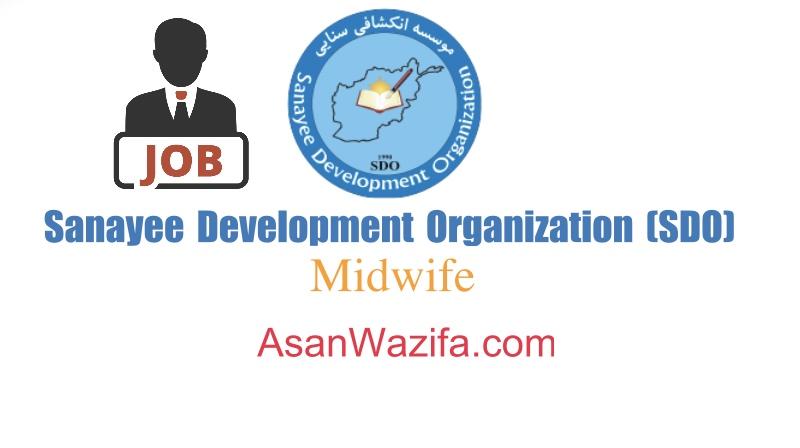 Midwife for Hossein Khel Health Centers // Kuftegi / and Qarabagh Hospital
