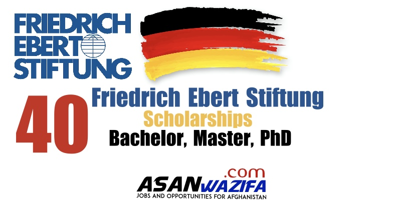 Friedrich Ebert Stiftung Scholarships 2021 | Fully Funded