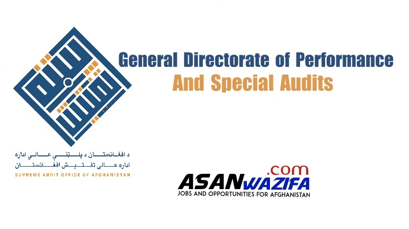 General Directorate of Performance and Special Audits