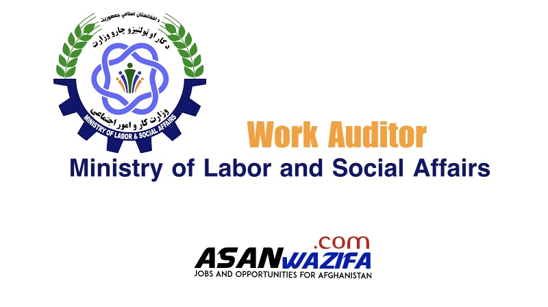 2 jobs as Work Auditor ( MOSLA )