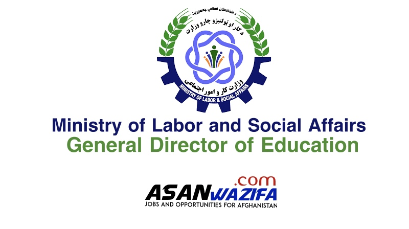 4 jobs as General Director of Education ( MOLSA )