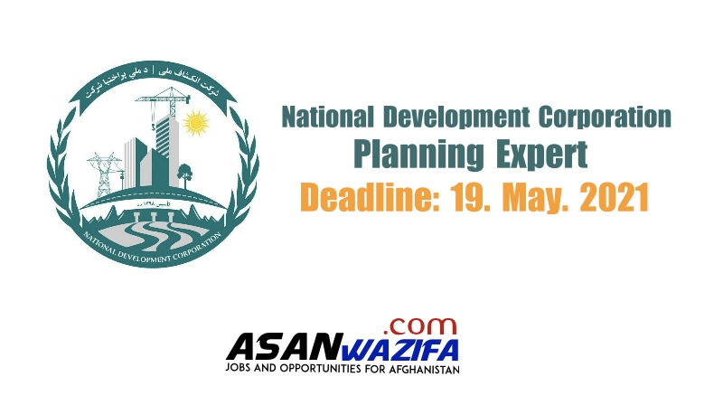 Planning Expert - Department of Business Cohesion and Development